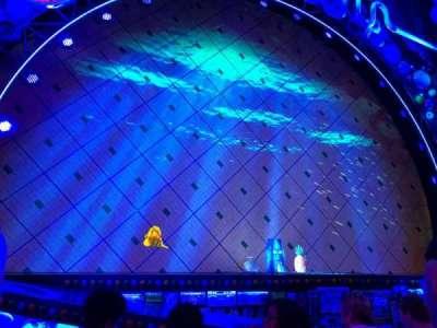 Palace Theatre (Broadway), Abschnitt: Orchestra, Reihe: E, Platz: 113