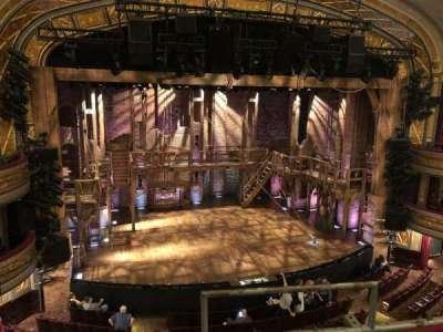 Richard Rodgers Theatre, Abschnitt: FLMEZZ, Reihe: C, Platz: 3
