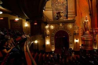 Beacon Theatre, Abschnitt: Loge 1