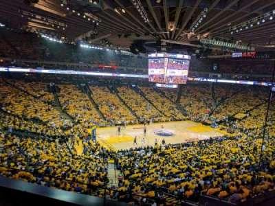 Oracle Arena, Abschnitt: M15, Reihe: 2