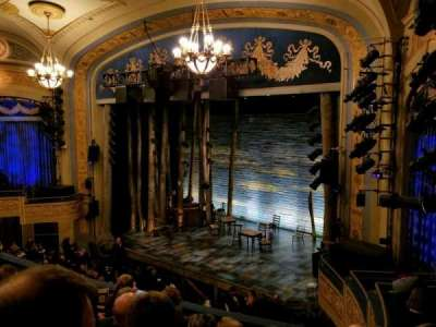Gerald Schoenfeld Theatre, Abschnitt: Mezz, Reihe: F, Platz: 24