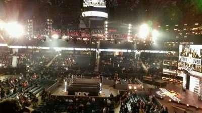 Allstate Arena, Abschnitt: 210, Reihe: C, Platz: 30