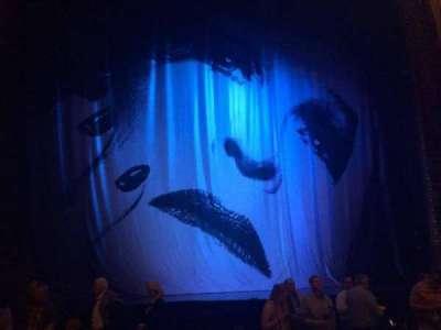 Palace Theatre (Broadway), Abschnitt: ORCH, Reihe: H, Platz: 117