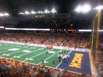 Spokane Arena, Abschnitt: 119, Reihe: T, Platz: 13