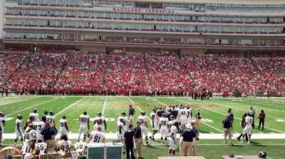 Maryland Stadium, Abschnitt: 5, Reihe: L, Platz: 5