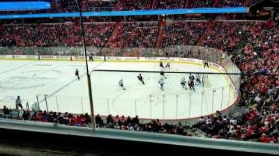 Capital One Arena, Abschnitt: 203, Reihe: A, Platz: 1