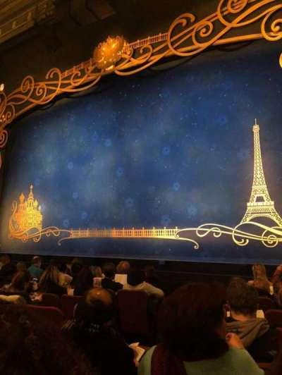 Broadhurst Theatre, Abschnitt: Orch R, Reihe: H, Platz: 6