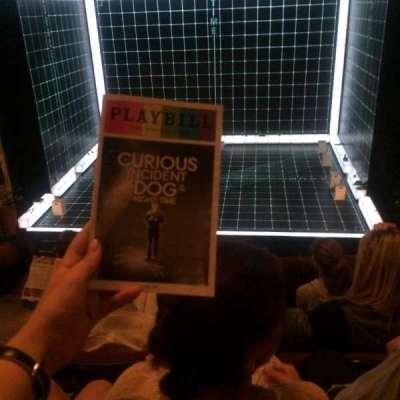 Ethel Barrymore Theatre, Abschnitt: Front Mezzanine, Reihe: D, Platz: 112