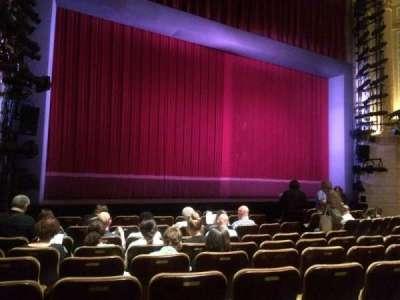 Samuel J. Friedman Theatre, Abschnitt: Orchestra, Reihe: H, Platz: 121