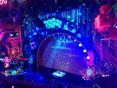 Palace Theatre (Broadway), Abschnitt: Mezz, Reihe: E, Platz: 22