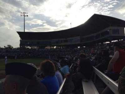 Nelson W. Wolff Municipal Stadium, Abschnitt: 115, Reihe: C, Platz: 26