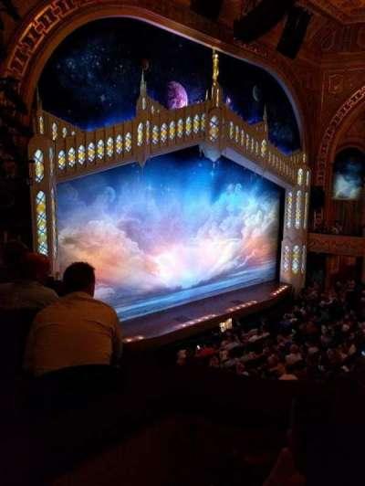 Eugene O'Neill Theatre, Abschnitt: MEZZL, Reihe: B, Platz: 27