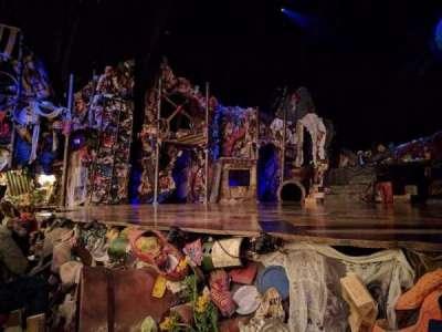 Neil Simon Theatre, Abschnitt: ORCH, Reihe: B, Platz: 10