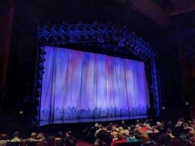 Marquis Theatre, Abschnitt: ORCH, Reihe: L, Platz: 1