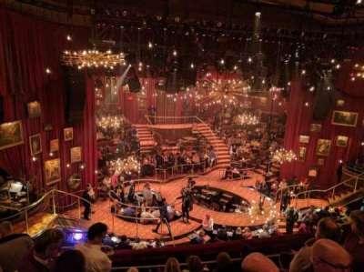 Imperial Theatre, Abschnitt: Rear Mezzanine, Reihe: B, Platz: 2