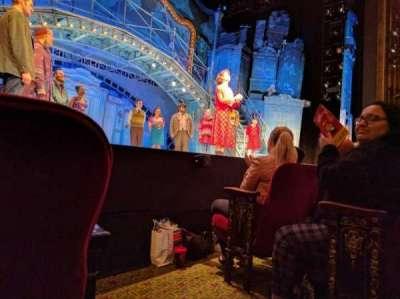 Walter Kerr Theatre, Abschnitt: ORCHL, Reihe: C, Platz: 1