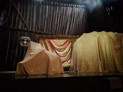 Majestic Theatre, Abschnitt: ORCHO, Reihe: AA, Platz: 1
