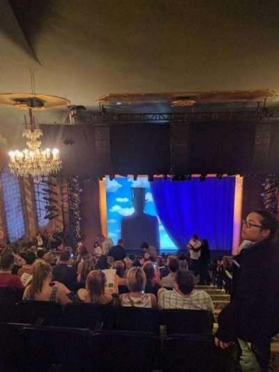 Lunt-Fontanne Theatre, Abschnitt: RMEZZ, Reihe: L, Platz: 101