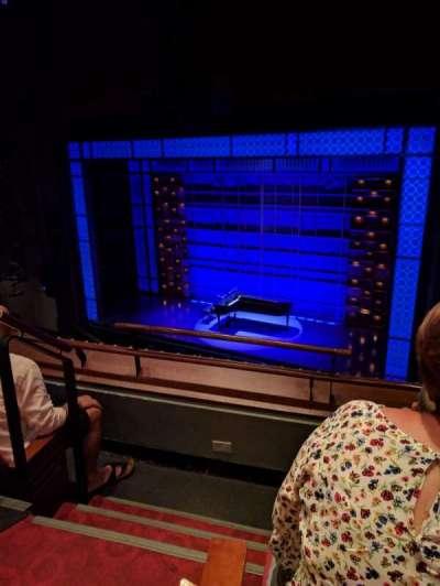 Stephen Sondheim Theatre, Abschnitt: Mezzanine, Reihe: CC, Platz: 2