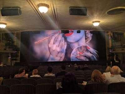 Nederlander Theatre, Abschnitt: Orchestra, Reihe: Q, Platz: 112