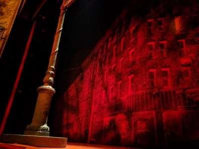 Longacre Theatre, Abschnitt: ORCHC, Reihe: AA, Platz: 101