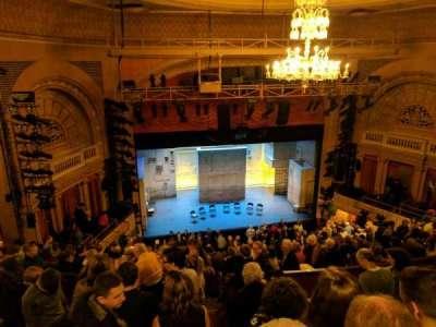 Ethel Barrymore Theatre, Abschnitt: RMEZZ, Reihe: F, Platz: 7