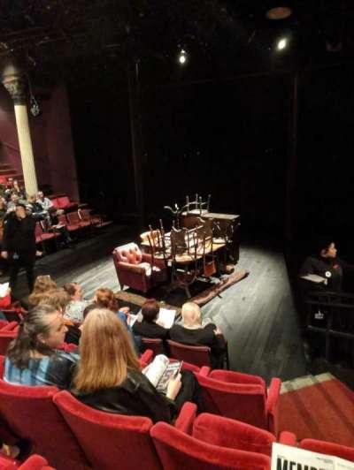 The Anspacher Theater at the Public Theater, Abschnitt: Center Section, Reihe: E, Platz: 104