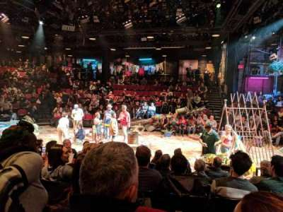 Circle in the Square Theatre, Abschnitt: ORCH, Reihe: F, Platz: 244