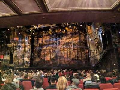 Broadway Theatre - 53rd Street, Abschnitt: ORCHO, Reihe: R, Platz: 5