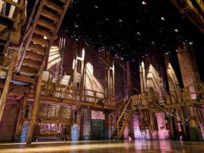 Richard Rodgers Theatre, Abschnitt: ORCH, Reihe: A, Platz: 5