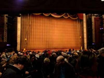Imperial Theatre, Abschnitt: ORCH, Reihe: N, Platz: 3