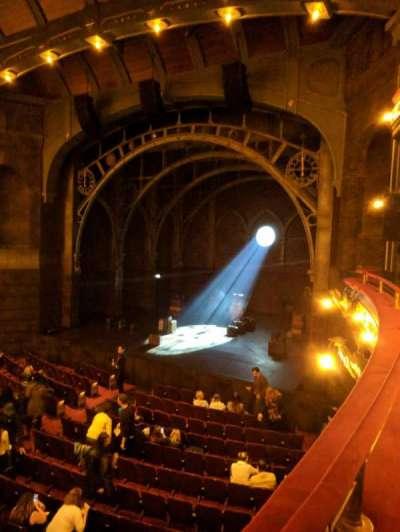 Lyric Theatre, Abschnitt: Dress Circle Right, Reihe: A, Platz: 20