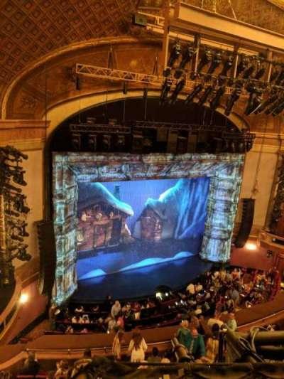 St. James Theatre, Abschnitt: BALCL, Reihe: A, Platz: 23