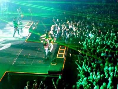 The Joint at Hard Rock Las Vegas, Abschnitt: 305, Reihe: 1, Platz: 1