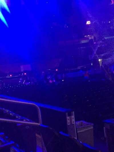 Philips Arena, Abschnitt: 113, Reihe: C, Platz: 3