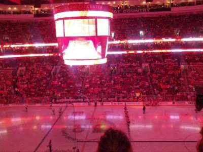 Wells Fargo Center Abschnitt 201