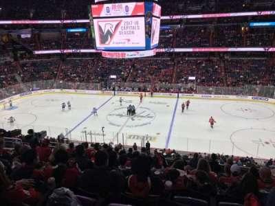Capital One Arena, Abschnitt: 216, Reihe: K, Platz: 8