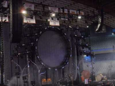 Allstate Arena, Abschnitt: 102, Reihe: E, Platz: 22