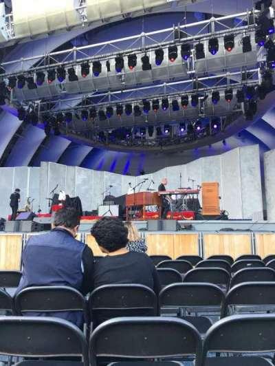 Hollywood Bowl, Abschnitt: pb, Reihe: 7, Platz: 9