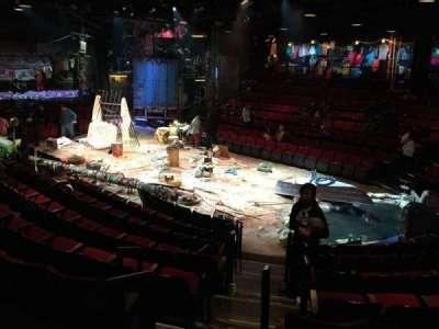 Circle in the Square Theatre, Abschnitt: Orchestra, Reihe: H, Platz: 141