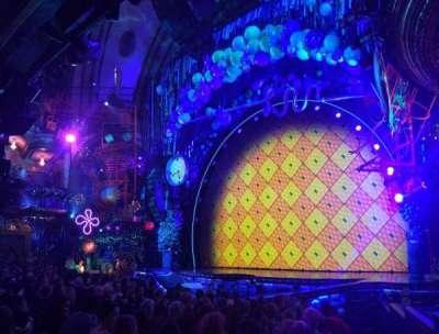 Palace Theatre (Broadway), Abschnitt: Orchestra Right, Reihe: M, Platz: 2