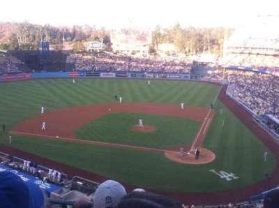 Dodger Stadium, Abschnitt: 7rs, Reihe: D, Platz: 15