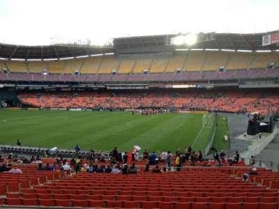 RFK Stadium, Abschnitt: 328, Reihe: 6, Platz: 14