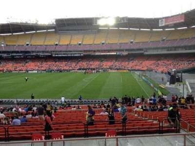 RFK Stadium, Abschnitt: 329, Reihe: 6, Platz: 9