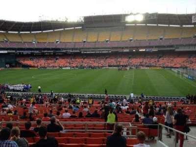 RFK Stadium, Abschnitt: 330, Reihe: 9, Platz: 9