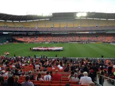 RFK Stadium, Abschnitt: 332, Reihe: 11, Platz: 10