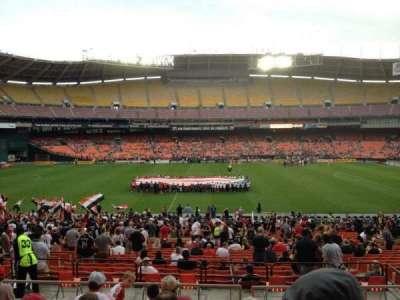 RFK Stadium, Abschnitt: 333, Reihe: 8, Platz: 8