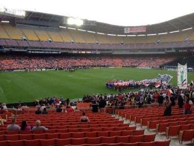 RFK Stadium, Abschnitt: 337, Reihe: 3, Platz: 7