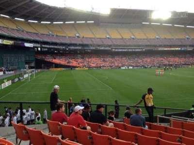 RFK Stadium, Abschnitt: 237, Reihe: 8, Platz: 8
