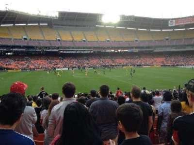 RFK Stadium, Abschnitt: 235, Reihe: 8, Platz: 11